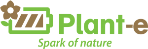 plant-e logo spark of nature