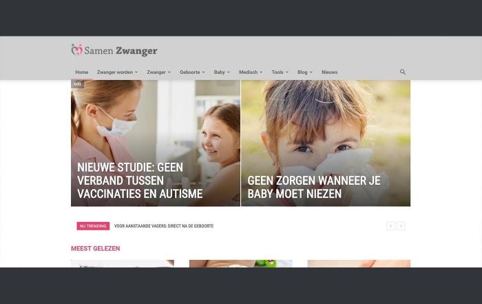 Hartman Werkt - website Samen Zwanger